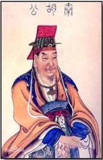胡国公-秦琼网上纪念馆
