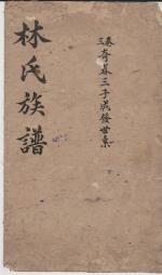 林氏族谱(三卷)